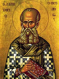 Saint Gregory the Theologian