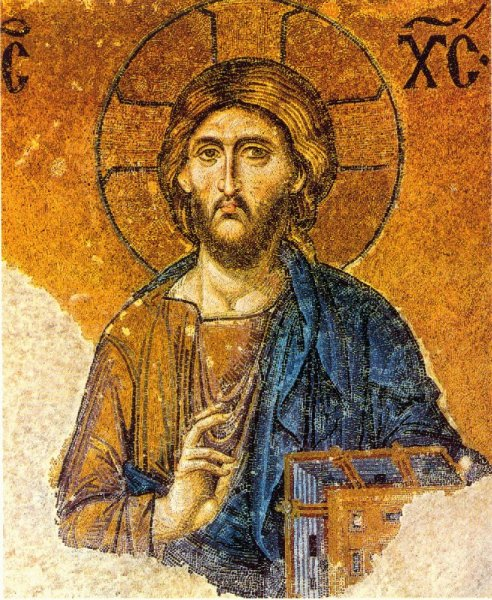 Do icons of Christ undermine Chalcedon Christology?