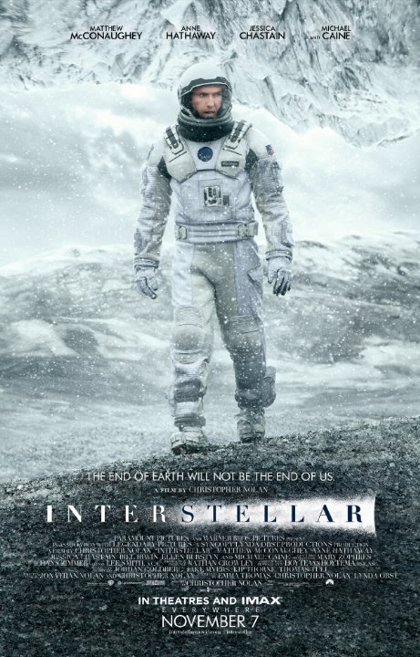 Robin Phillips comments on Interstellar