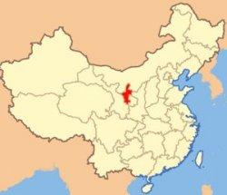 China's Ningxia province