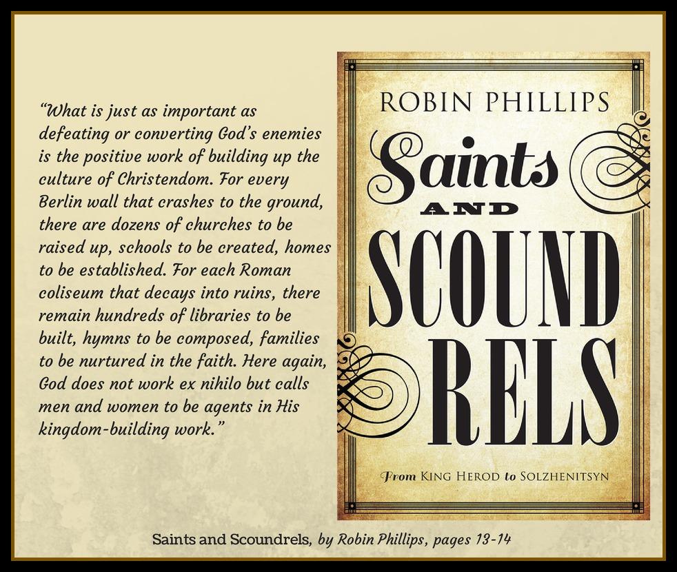 Saint's and Scoundrels 1